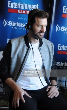 Actor Richard Armitage attends SiriusXM's Entertainment Weekly Radio Channel Broadcasts From Comic-Con 2015 at Hard Rock Hotel San Diego on July 11, 2015 in San Diego, California.