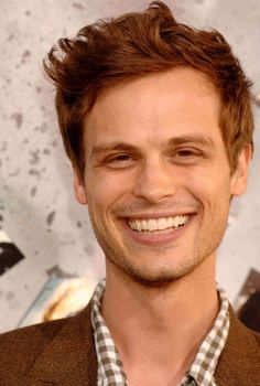 I would marry Matthew Gray Gubler so hard. - Imgur