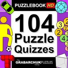 New article (Get the best price for 104 Puzzle Quizzes HD (Interactive Puzzlebook for Tablets)  Discount !!) has been published on The Best Birthday Gifts #BestBirthdayGiftForDad, #BirthdayGiftForBrother, #BirthdayGiftForDad, #BirthdayGiftForHim, #BirthdayGiftForMen, #BirthdayGiftForMom, #BirthdayGiftForWife, #BirthdayGiftIdeas, #GiftForDad, #GiftForGrandpa, #GiftForPapa, #GrabarchukPuzzles, #Puzzles Follow :   http://www.thebestbirthdaypresent.com/10696/get-the-best-price-