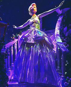 Cinderella in Harrod's window display