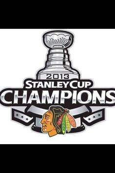 2013 Stanley Cup Champions Chicago Blackhawks