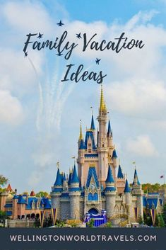 Smart Disney World tips for first timers to plan the best vacation to Disney Orlando. Let's see how to have fun with your family without breaking the bank! Disney World Opening, Disney World Vacation, Disney Cruise Line, Disney Vacations, Best Family Vacations, Family Travel, Disney Island, Disneyland Castle, Disney World Tips And Tricks