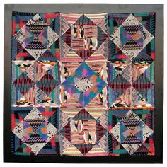 Missoni Tapestry | From a unique collection of antique and modern tapestries at http://www.1stdibs.com/furniture/wall-decorations/tapestry/