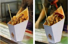 Hong Kong Street Food on Behance