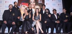 SRK rules, Varun saves Kajol from a fall: 'Dilwale' trailer launch was a grand affair