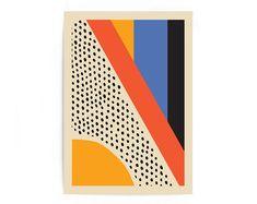 Set of 3 Bauhaus Prints Abstract Geometric Bauhaus Prints Art Nouveau, Art Deco, Floral Wall Art, Abstract Wall Art, Abstract Posters, Design Set, Art Bauhaus, Bauhaus Design, Modern Art Prints