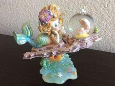 "1998 Hamilton Collection Rainbow Reef ""Buried treasure"" #4665A Mermaid"