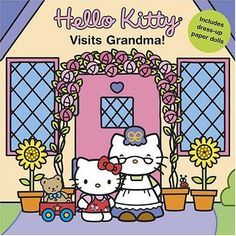 (Hello Kitty and Friends) by Elizabeth Smith 0810949377 9780810949379 Hello Kitty Clothes, Hello Kitty Dress, Hello Kitty Pictures, Hello Kitty Birthday, Japanese Characters, Hello Kitty Wallpaper, Dress Up Dolls, Sanrio Hello Kitty, Sanrio Characters