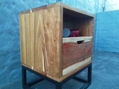 Info@wood360.co.za Wood Nightstand, Solid Wood, Table, Furniture, Home Decor, Hardboiled, Decoration Home, Wooden Bedside Table, Room Decor