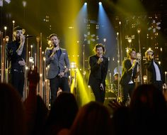 One Direction Performs Story of My Life on The X Factor! They were amazing :)