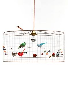 MATHIEU CHALLIERES, Suspension light semi-big birdcage lamp made by hand for contemporary house Copper Pendant Lights, Childrens Lamps, Suspension Light, Light, Pendant Lamp, Birdcage Chandelier, Large Pendant Lighting, Pendant Lamp Shade, Birdcage Lamp