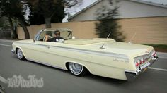 Nice '62 Chevy Impala