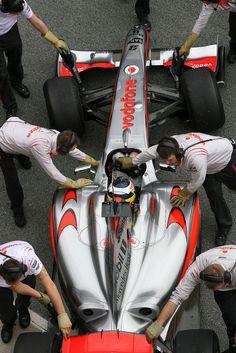 Formula One Testing 2009 Circuito de Jerez, Jerez de la Frontera, Andalucia, Spain. Photo by Wenny Wu, via Flickr