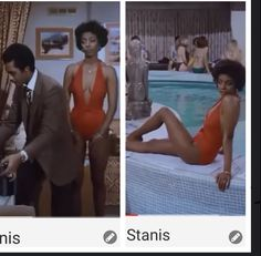 """BernNadette Stanis on Instagram: """"TBT Clifton Davis and Myself on The Love Boat. This was fun to tape. . . . #CliftonDavis #LoveBoat #Hollywood #LosAngeles #NewYork…"""" Bernnadette Stanis, Norman Lear, Mike Evans, Love Boat, All In The Family, Good Times, Tape, Hollywood, American"""