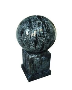Add that extra bit of sophistication to your home, garden or patio area with the Abigail Sphere Fountain.
