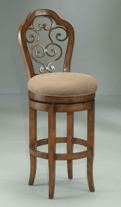 A Clic Bar Stool Pairs Nicely With Tuscan Inspired Kitchen Dining Room Pinterest Stools And
