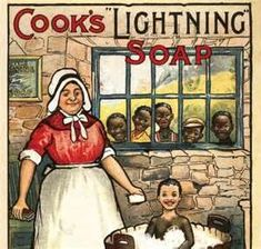 Cooks lighting Soap