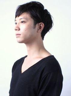 ☆大人のレイヤーマッシュショート☆ 【BEAUTRIUM 表参道】 http://beautynavi.woman.excite.co.jp/salon/24707?pint ≪ #menshair #menshairstyle・メンズ・ヘアスタイル・髪形・髪型≫