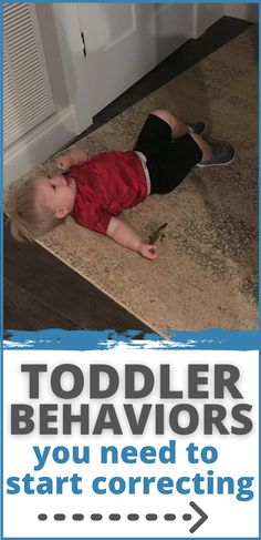 Examples of Toddler Behaviors that need your attention and correction. Don't keep ignoring behaviors! Instead, start correcting them with teaching and discipline! Including How to make a plan that works for your family! #toddler #toddlerdiscipline #discipline #baby #tantrums #terribletwos #momlife #mom #momhacks Toddler Behavior, Toddler Age, Toddler Discipline, Terrible Twos, Make A Plan, Mom Hacks, Behavior Management, Parenting, Teaching
