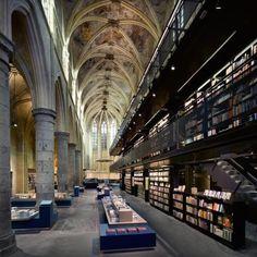 Dominicanen Church - Bookstore