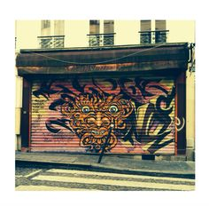 Street art || Paris