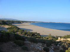 The hiden beach of Mavros Kavos, Rhodes, Greece -Αμμόλοφοι και κρυστάλλινα νερά -Η κρυφή παραλία στο τέλος ενός χωματόδρομου στη Ρόδο που θυμίζει... Αφρική [εικόνες & βίντεο] | iefimerida.gr