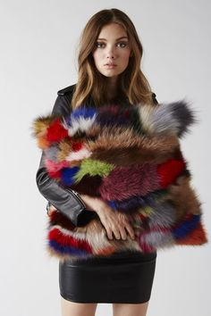 Jocelyn's contemporary fur collection has cozy, chic sensibility with casual fashion forward street style, and a touch of glam. Fur Pillow, Pillows, Winter Palace, Home Collections, Fashion Forward, Fur Coat, Hunting, House Design, Colorful