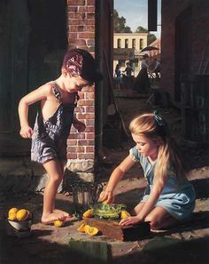 *Add Water And Stir....Bob Byerley