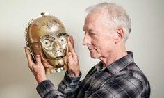 Anthony Daniels habla de su papel como <i>C-3PO</i>
