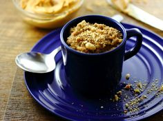 Peanut Butter Breakfast Quinoa via @happy_foodista