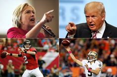 2016 Presidential Election just as divisive for NFL teams