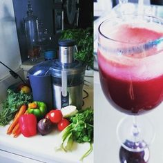Make and share this Homemade Juice (Raw Recipe) recipe from Genius Kitchen. Juicer Recipes, Raw Food Recipes, Smoothie Recipes, Healthy Recipes, Diabetic Recipes, Vegan Food, Drink Recipes, Healthy Foods, Smoothies