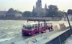 Einsturz Reichsbrücke - Bergung@Wiener Linien Austria, Images, Boat, History, Vintage, Abstract, Vienna, Vintage Photos, Archive