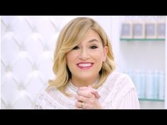 How to get loose curls: The Drybar Cosmo by Founder Alli Webb - YouTube