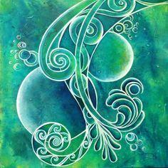 May 20 - Painting - Chalk Art Silk Painting, Watercolor Paintings, Mural Painting, Watercolours, Seaside Art, Nz Art, Hawaiian Art, Maori Art, Encaustic Art