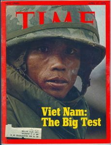 | 1972 Time Magazine: Vietnam War - The Big Test