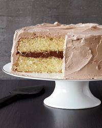 Brown-butter layer cake | Food & Wine