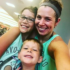I absolutely love to include my kiddos in my workouts!!! We are all sweating and feeling the vibe of the weekend  started with PIYO & just finished up with ZUMBA! #getit #sparkle #weekendvibe #fitfamilylife #fitnessmotivation #momlife #norxcuses #lululemon