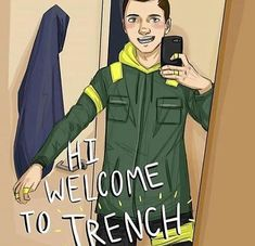 hi, welcome to chillies ~ ~ ~ ~ ~ Credit: tagged ~ ~ ~ tøp meme memes top twentyonepilots tyler joseph tylerjoseph josh dun joshdun Tyler Joseph, Tyler And Josh, Twenty One Pilot Memes, Twenty One Pilots Art, Emo Bands, Music Bands, Top Memes, Band Memes, My Escape