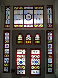 Door Frame Art Stained Glass 20 Ideas For 2019 Stained Glass Door, Leaded Glass, Victorian Stained Glass Panels, Glass Front Door, Sliding Glass Door, Glass Doors, Victorian Front Doors, Modern Victorian, Victorian Life