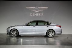 Hyundai Genesis 5.0 R-Spec Sport Sedan | 2015 Hyundai Genesis Sedan Show similar images and photos in Sedan ...