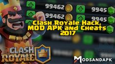 (Unlimited Everything) Clash Royale Hack, MOD APK and Cheats 2017