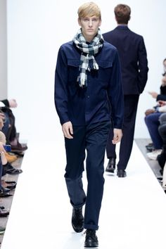 Margaret Howell – Fall/Winter 2014 Menswear Collection