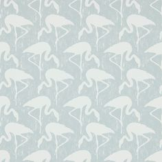 Sanderson - Traditional to contemporary, high quality designer fabrics and wallpapers | Products | British/UK Fabric and Wallpapers | Flamingos (DVIN214563) | Vintage 2 Wallpapers