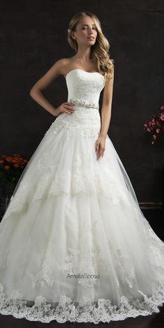 Amelia Sposa 2015 Wedding Dress - Brigit