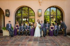 Sparkling Destination Wedding in Sonoma on Borrowed & Blue.  Photo Credit: Lily Rose Photography Weddings at Fairmont Sonoma Mission Inn & Spa http://www.fairmont.com/sonoma/meetings-weddings/weddings/
