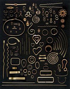 brass findings