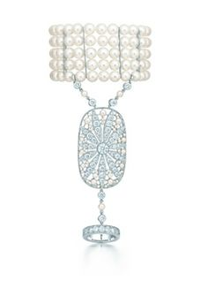 Bling Fling Tiffany S 1920s Gatsby Collection Of Luscious Jewelry