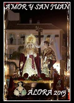 Amor y San Juan 2015 (Álora)