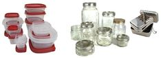 Zero waste swap three: Trade plastic tupperware for glass or stainless which will last longer, are non reactive, and recyclable. www.goingzerowaste.com